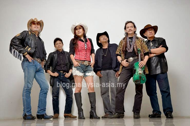 Rani and Westom Band from Indonesia