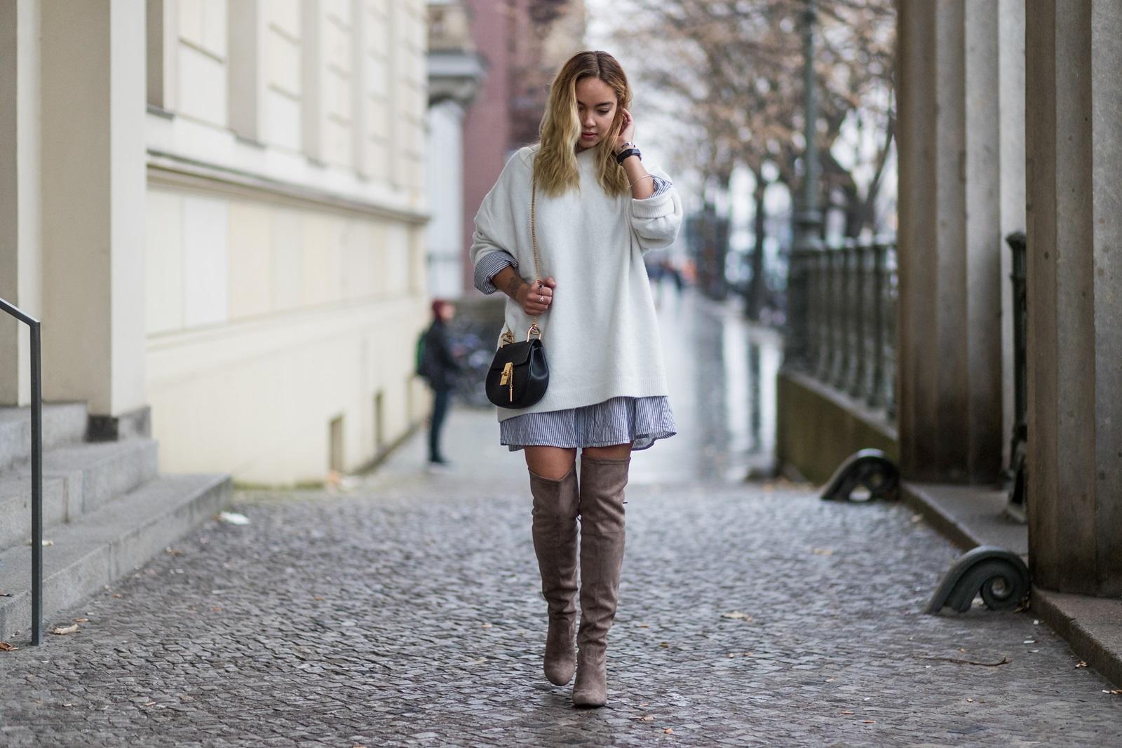 beispiellos großer Rabatt angenehmes Gefühl HOW TO STYLE OVERKNEES - Fashionzire