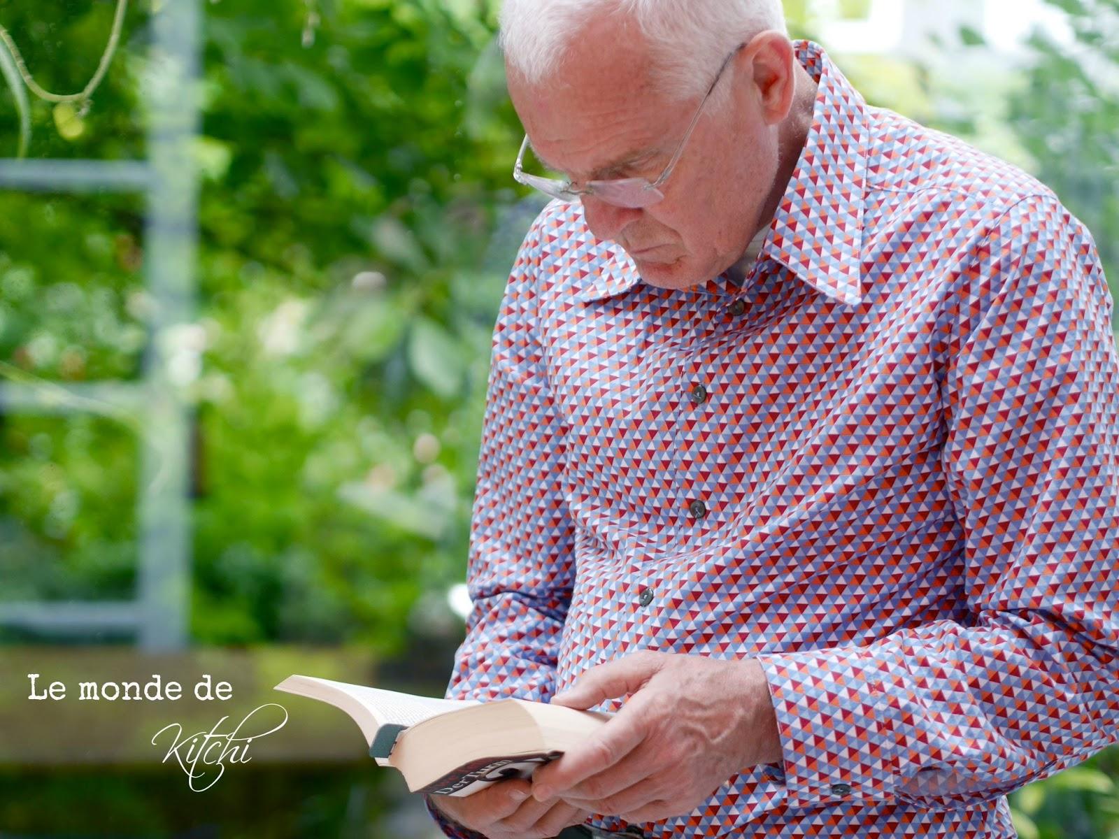 Le monde de Kitchi: Hemden nähen ist nicht schwer
