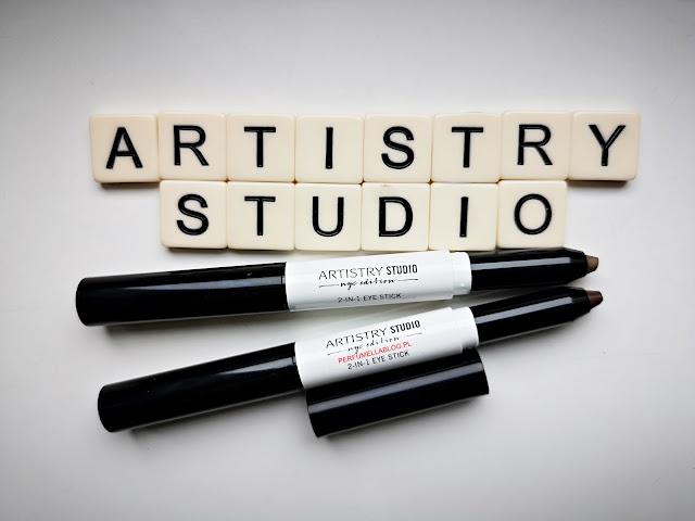 makijaż z artistry studio nyc edition