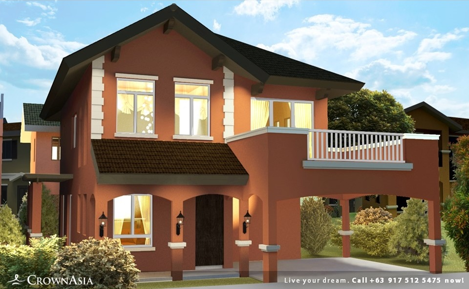 Levanzo at The Island Park - Designer 211| Crown Asia Prime House for Sale in Dasmarinas Cavite