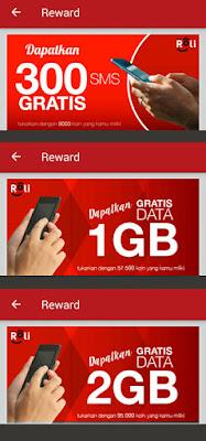 Aplikasi Roli kuota internet gratis