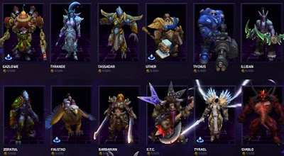 Heroes of the Storm PC Game Setup Download