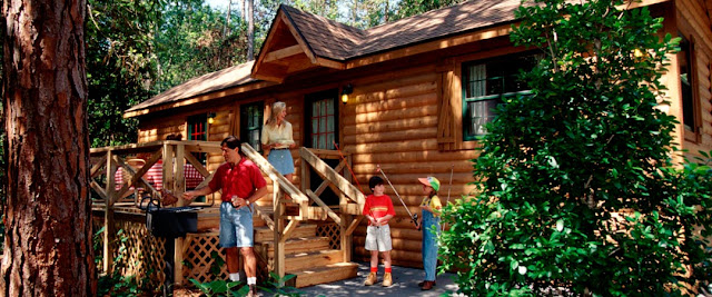Disney's Fort Wilderness Resort & Campground is the only campground that's right in the middle of the Walt Disney World Resort magic and fun.