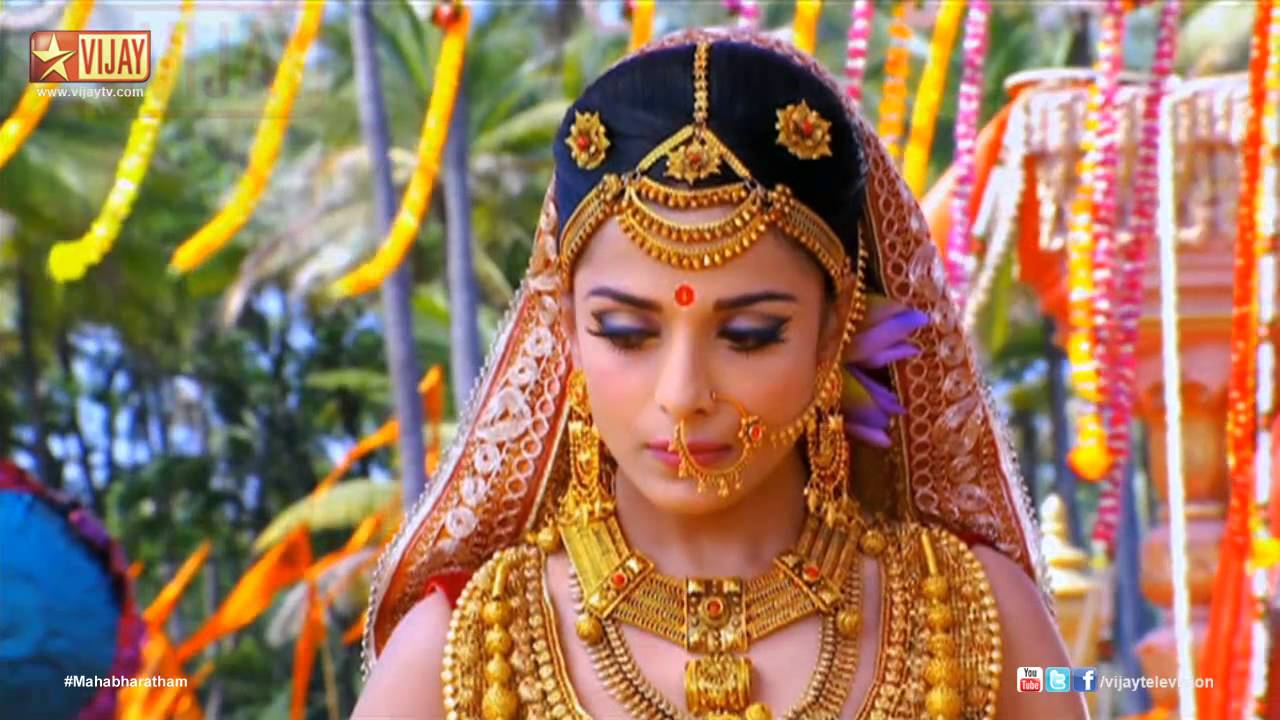Mahabharatham tamil episode 85