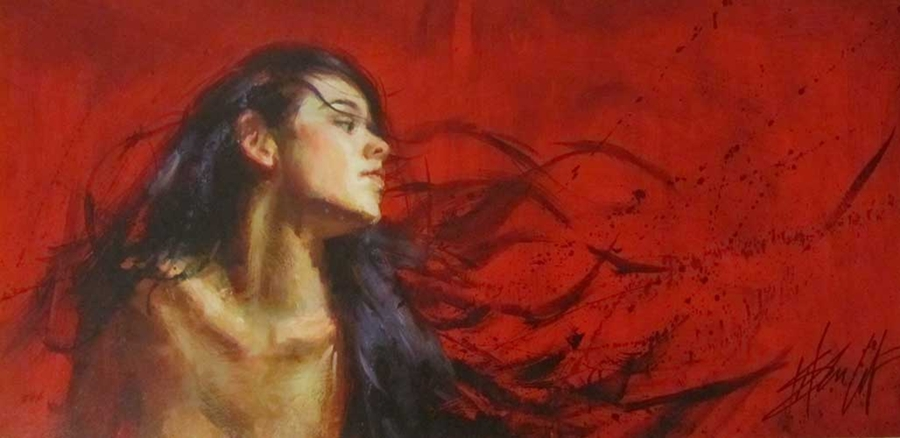 Henry Asencio    Ameican Abstract Expressionists painter   Tutt'Art@ ()