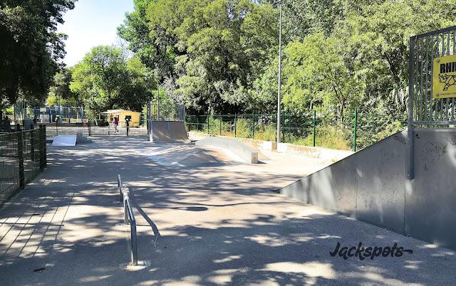 Skatepark Grans