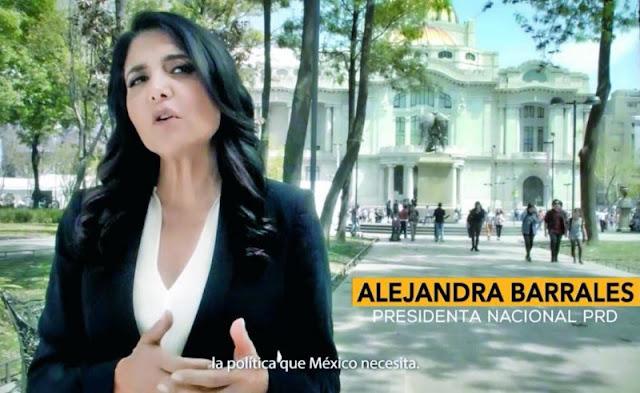 Paga PRD 9 mdp a productor de Televisa para mejorar su imagen