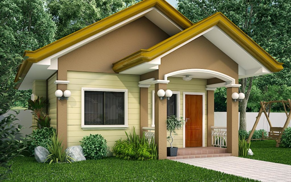 Small house designs are cheaper to build and simpler to maintain once built. Less to maintain and cleaning means more time to enjoy your home to the fullest. If you are looking for small house plans brimming with beauty and contentment for any size family, here's a selected of house plans with less than 90 square meter living space.      HOUSE PLAN 1  Source: pinoyhousedesigns.com   Source: pinoyhousedesigns.com   Source: pinoyhousedesigns.com   Source: pinoyhousedesigns.com  Specifications: Beds: 3 Baths: 2 Floor Area: 70 Sq.m. Lot Size: 141 Sq.m. Garage: 1  HOUSE PLAN 2  Source: www.pinoyhouseplans   Source: https://www.pinoyhouseplans.com   Source: https://www.pinoyhouseplans.com   Source: https://www.pinoyhouseplans.com Specifications: Beds: 3 Baths: 2 Floor Area: 90 sq.m. Lot Size: 160 sq.m. Garage: 1  HOUSE PLAN 3   Source: pinoyeplans.com    Source: pinoyeplans.com    Source: pinoyeplans.com  Specifications: Beds: 2 Baths: 1 Floor Area: 48 sq.m. Lot Area: 120 sq.m.  HOUSE PLAN 4  Source: keralahomedesignz.com    Source: keralahomedesignz.com  Specifications: Ground floor is designed in 74 square meters (796 Sq.Ft) Porch Sit out Living Dining hall Bedrooms : 2 Attached bath : 1 Common bath : 1 Kitchen Stair  HOUSE PLAN 5  Source: http://myhomemyzone.com   Source: http://myhomemyzone.com     Source: http://myhomemyzone.com   Source: http://myhomemyzone.com   Specifications Beds: 2 Baths: 1 Floor Area: 60 sq.m. Lot Area: 136 sq.m.