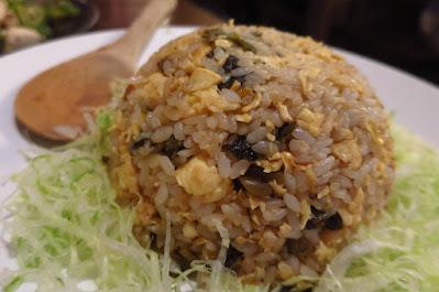 Nirai Kanai, chahan mustard greens