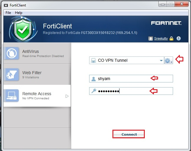 Basic IT Informations: Fortigate - How to configure IPsec