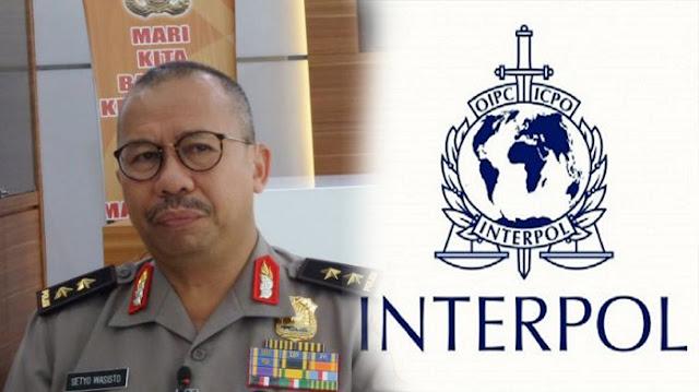 Permohonan Red Notice Rizieg Shihab Belum Dikabulkan Oleh Pihak Interpol