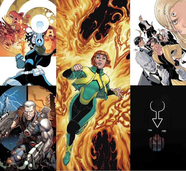 marvel secret warriors jean grey cable generation x jubilee black bolt