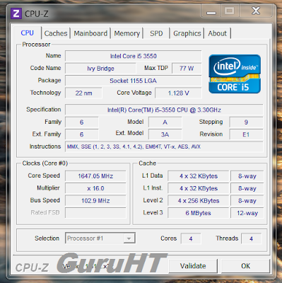 processors benchmarks