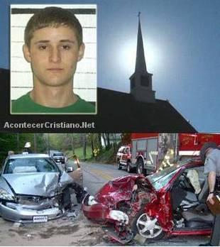 Joven sentenciado asistir a la iglesia