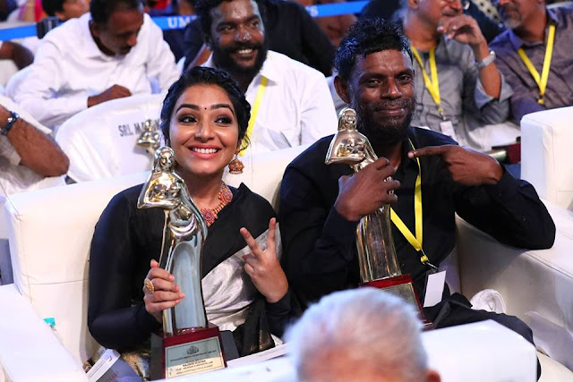 Kerala State Film Awards 2016 -Best Actor and Actress