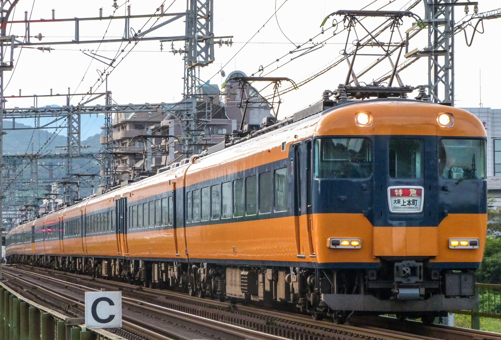 4年半ぶりにスナック10連が運転される――大阪線602列車