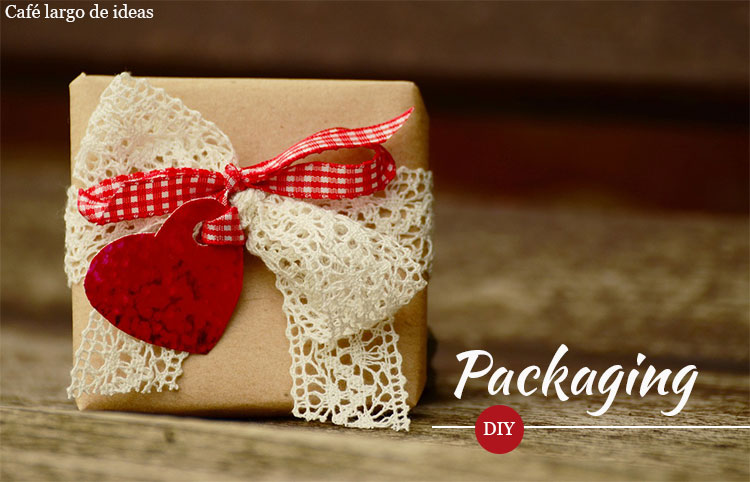 DIY: packaging original para tus regalos