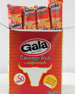 IS GALA STILL THE BEST SAUSAGE ROLL IN 2016?