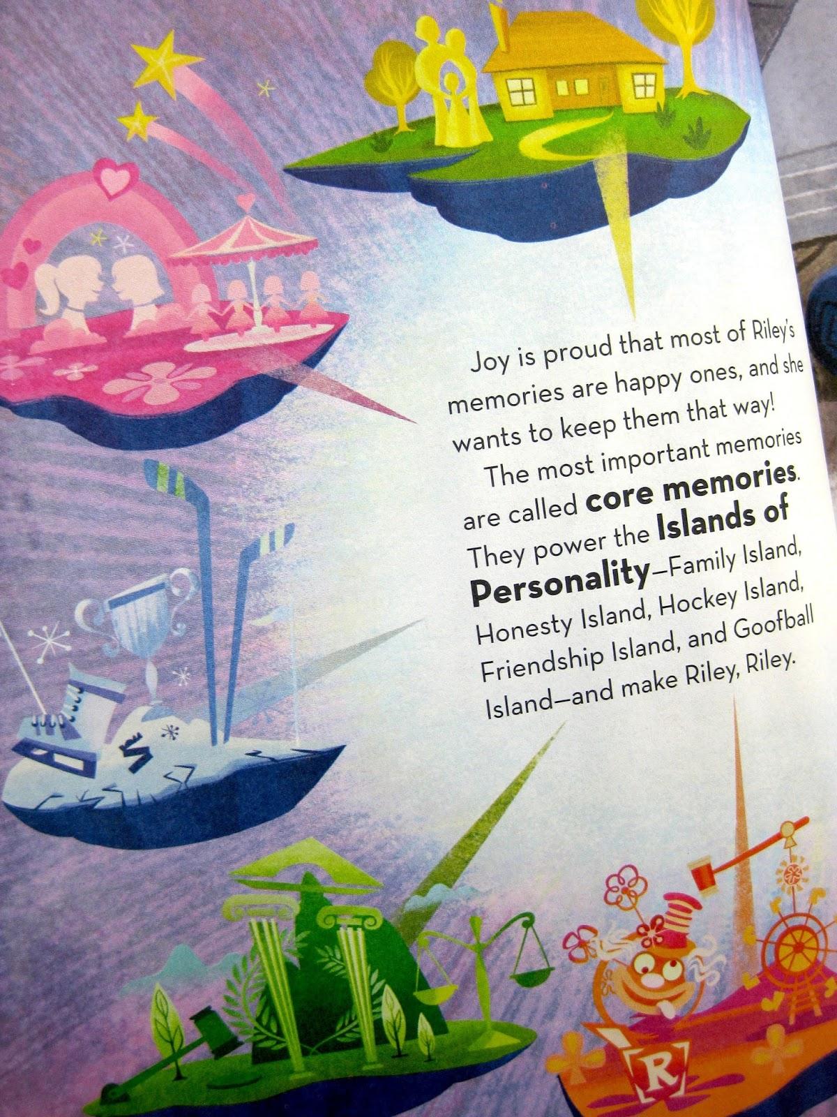 Dan The Pixar Fan Inside Out Little Golden Book