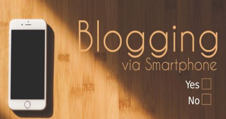Aplikasi Blogger Terbaik di Android Untuk Membuat Postingan dari HP
