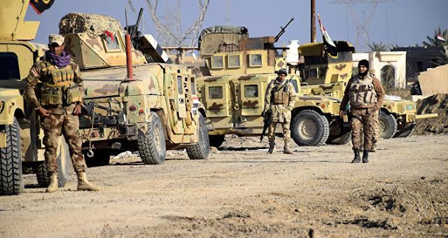 As forças iraquianas parecem prontas para lançar sua operação mais complexa anti-ISIS para retomar a segunda maior cidade do país