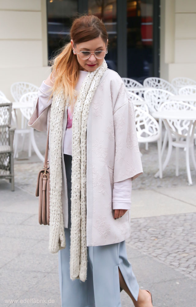 Streetstyle, Berlin, Fashion, Culotte im Winter kombinieren,