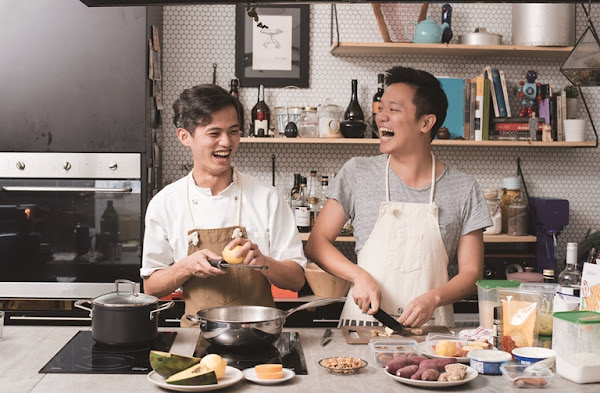 《雙廚鬥陣 好菜上桌》1