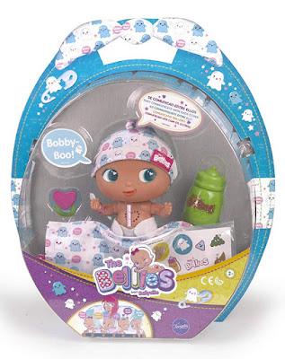 THE BELLIES Bobby-Boo : Muñeco bebé  Producto Oficial 2018 | Famosa 700014566 | A partir de 2 años  COMPRAR ESTE JUGUETE