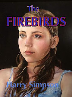 The Firebirds - a young adult fantasy by Harry Simpson