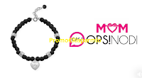 Logo Concorso ''Nodi di Noi'': vinci gratis 60 bracciali OPS!Nodi
