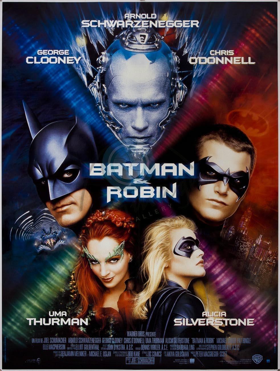 Batman & Robin (1997) ταινιες online seires oipeirates greek subs