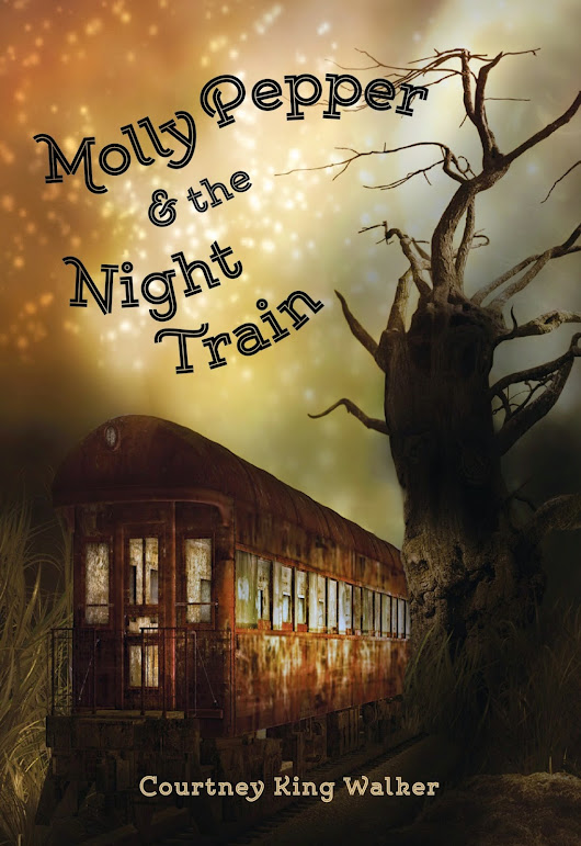 Molly Pepper and the Night Train - A Mom Monday Review