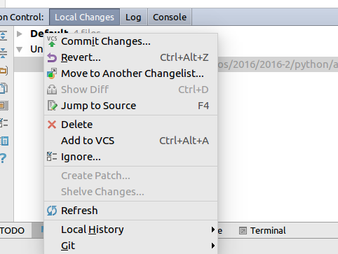 How to configure Pycharm with github