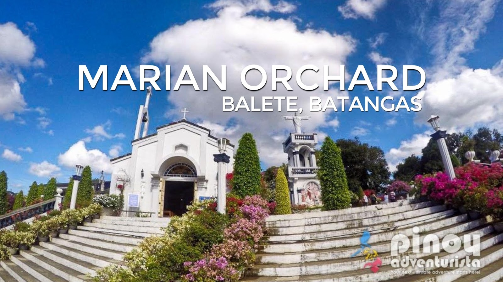 The Marian Orchard Pilgrimage Site In Batangas With