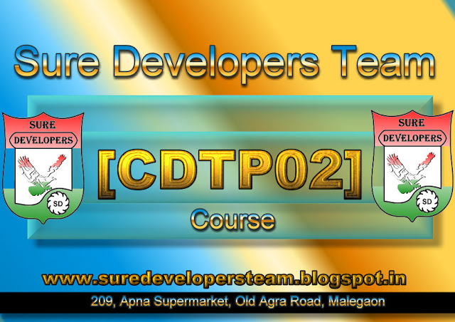 Certificate in DeskTop Publishing - 02 [CDTP02]