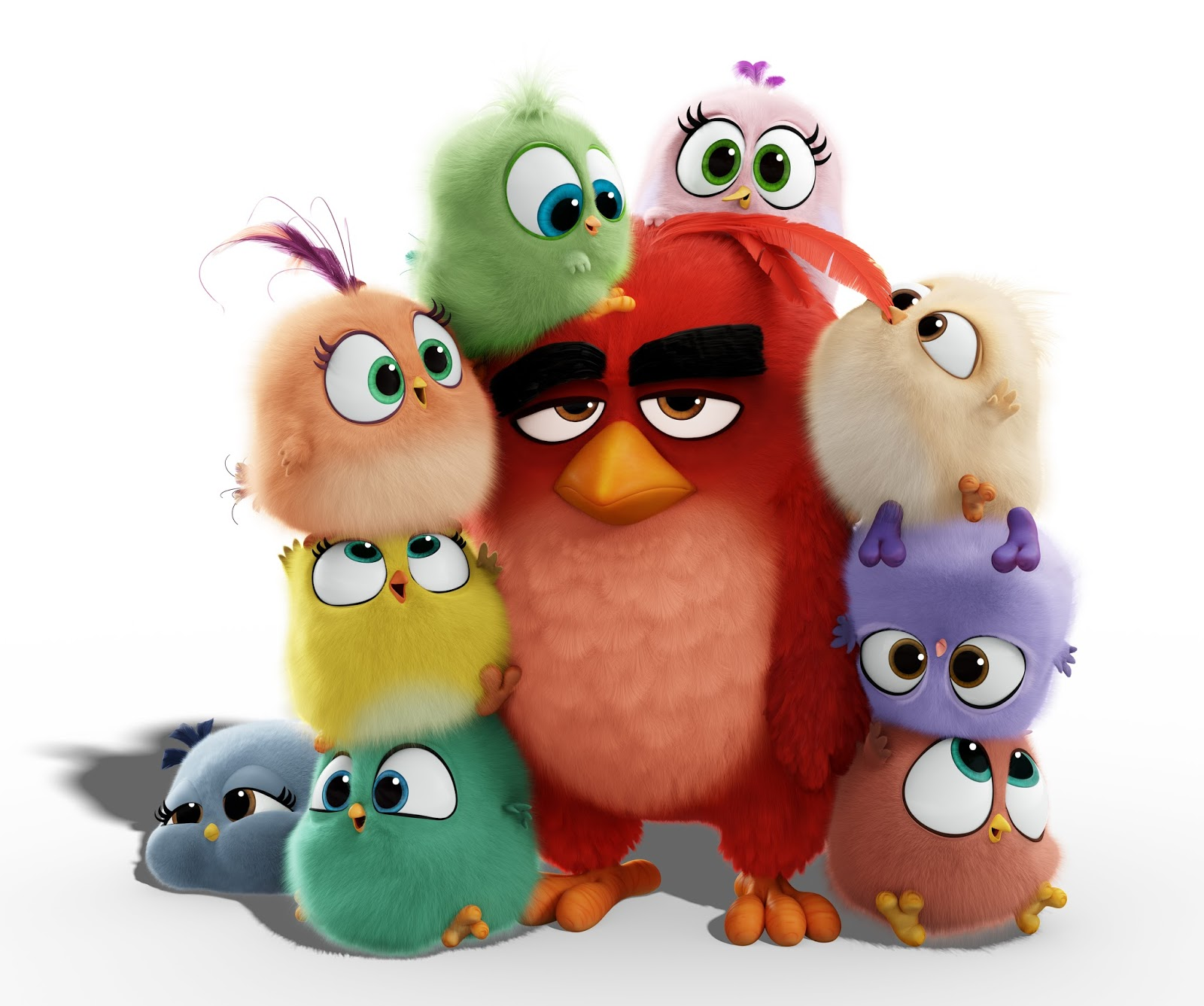 The Angry Birds Movie, #AngryBirdsParty, Half Term holiday Entertainment