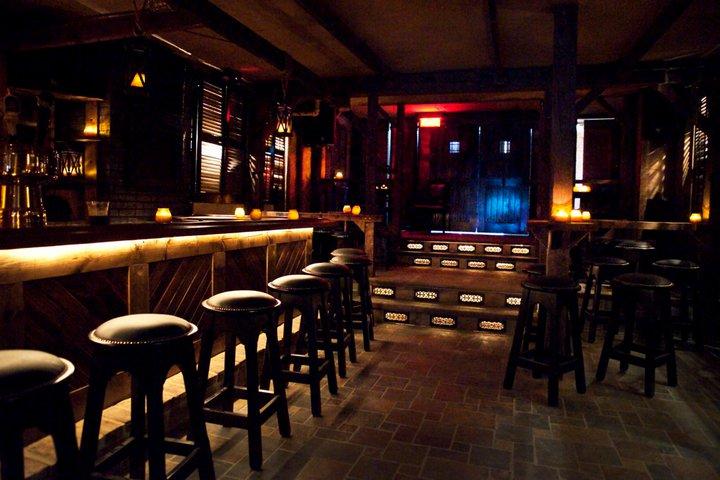 The Steampunk Home Ninth Ward Bar Nyc
