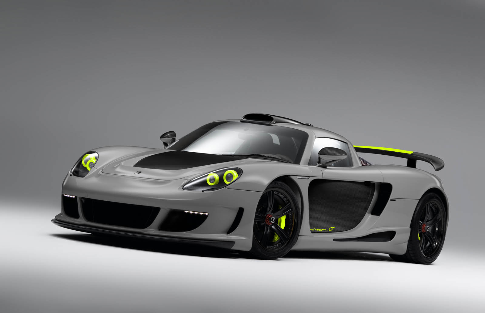 Gemballa's Porsches Have What It Takes To Turn Heads Even ...