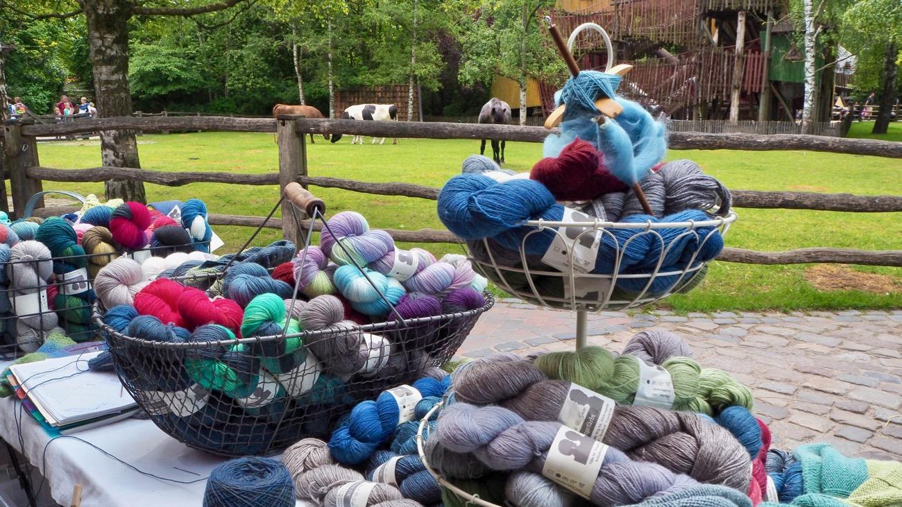 Wolle von Yundi und Grete im Zoo Hannover