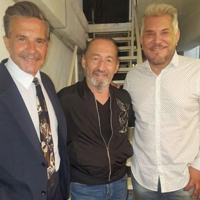 """Osvaldo Laport reemplaza a Arnaldo Andre en """"Plaza suite"""""""