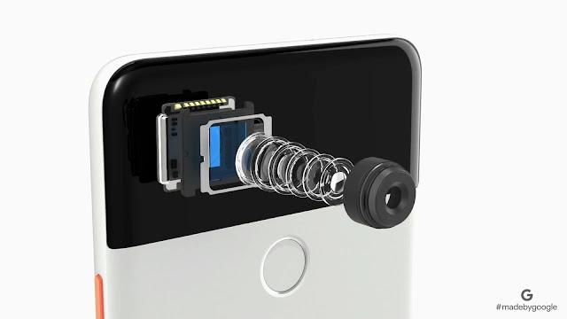 smartphone dengan kamera terbaik google pixel 2