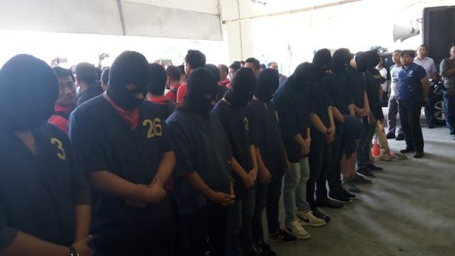 Pulangkan 126 Pelaku Pesta Gay 'The Wild One', Polisi: Mereka Cuma Nonton Porno