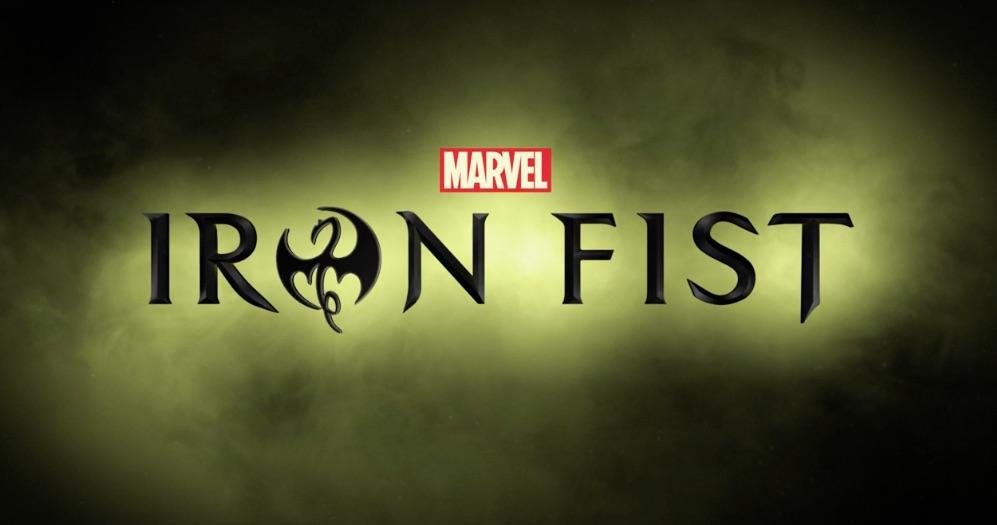 Logo promocional de Iron Fist