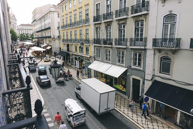 リスボン市内
