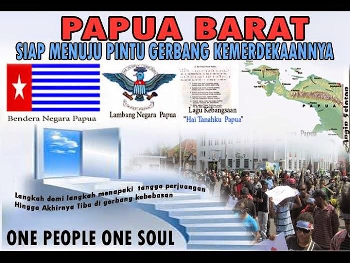 Surat Presiden Papua untuk Presiden Indonesia, bukan untuk Barisan Merah Putih