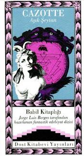 Babil Kitaplığı 04 - Cazotte - Aşık Şeytan