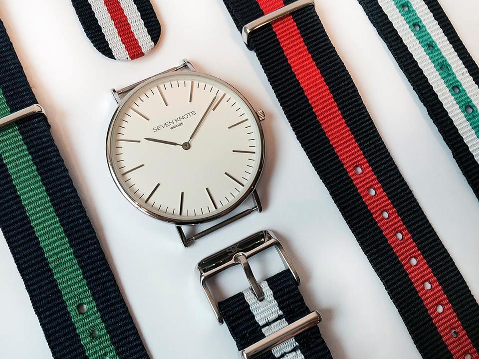 a3a5d46535d4 Seven Knots  La marca de relojes que se toma el mercado Colombiano ...
