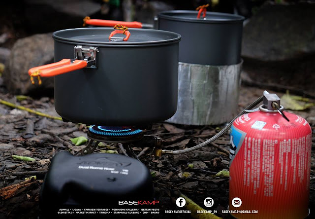 affordable camping cookset
