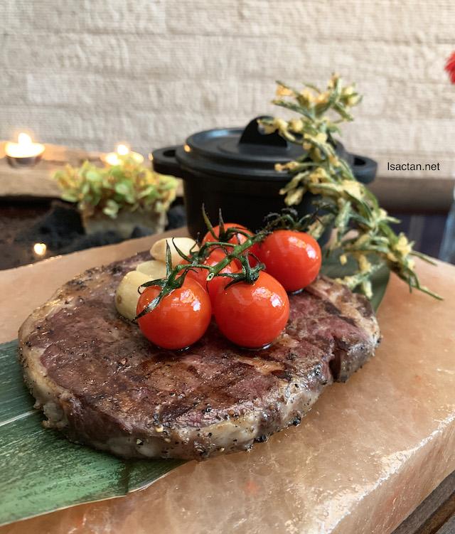 Australian Beef Wagyu Ribeye Steak